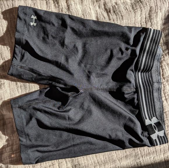 Under Armour Pants - Under Armour bike shorts